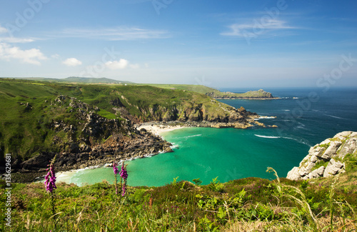 Poster Cornwall, Großbritannien