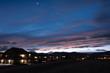 Mountain Living at Sunset