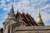 Wat Prathat Lampang Luang Thailand.