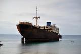 Altes Schiffswrack