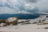 Caucasus ,Spring, mountain ,Russia, panorama , height ,mountain range ,snow ,landscapes ,,journey ,outdoors