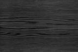 Black Wood texture background - 135712204