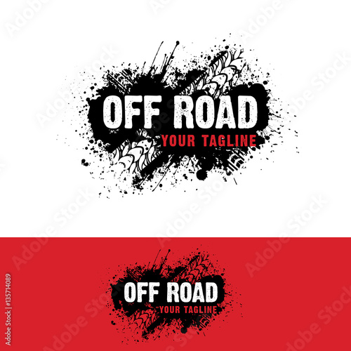 automotive offroad Logo