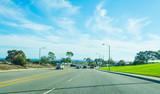 Crossroad in Malibu
