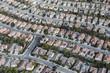 California Suburb Aerial