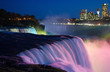 Niagara Fall Night illumination