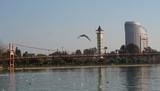 seyhan nehri manzarası