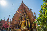 Wat Thum Sua - Tiger Cave Temple,Buddhist Temple in Thailand