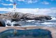 Sunny Day, Peggy's Cove, Nova Scotia