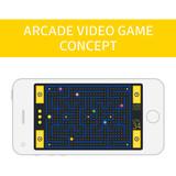 Arcade video game co...