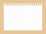 ノート用紙02 - 135902413
