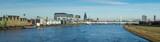 Köln: Stadtpanorama mit Kölner Dom - 135926054