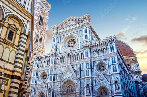 Fotobehang Florence Florence, Firenze, Italie