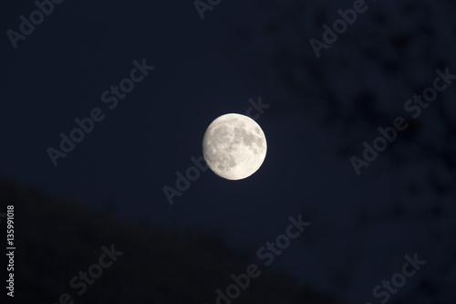 Poster Full Moon Canada