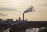 emissions in the city