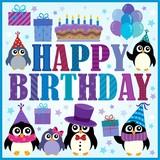 Happy birthday composition 4