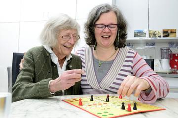 Senioren Häusliche Altenpflege
