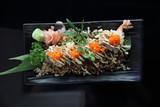 tempura prawn maki sushi
