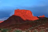 Evening Light on Utah Rocks