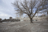 Pergamon Ancient city view