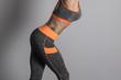 Mujer derportista en forma