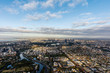 Quadro City of Melbourne vue from above