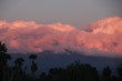 Sunset over the San Fernando Valley, Los Angeles