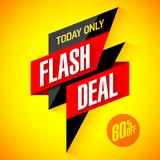 Flash dale bright banner