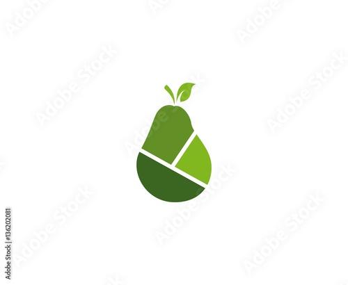 Pear logo - 136202081