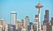 City of Seattle Skyline