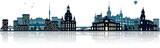 Dresden Skyline - 136251232