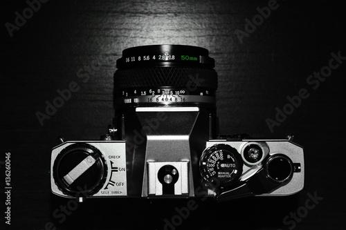 Cámara Fotográfica © Hortigüela