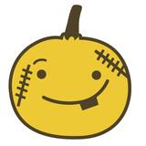 Pumpkin Emoji character - 136292040