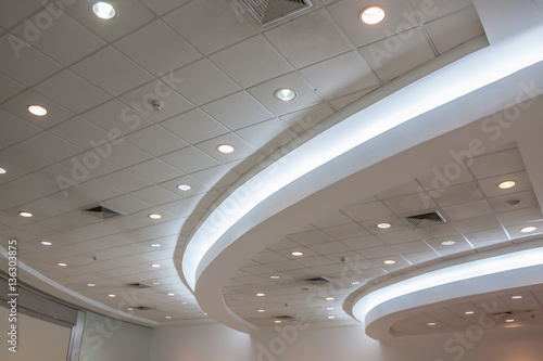 Foto Murales ceiling room