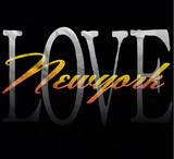 Newyork fashion style typography