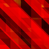 Abstract colorful background from triangles. Vector geometric backgrop