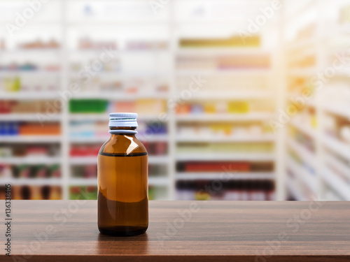 Papiers peints Pharmacie Pharmacy store and drug store concept