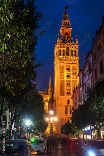 La Giralda, Sevilla.