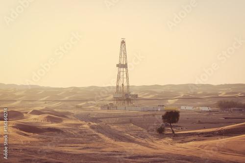 Foto op Canvas Dubai Dubai desert pictures