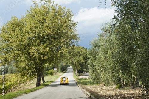 Auto Matrimonio Toscana : Auto fiat matrimonio in toscana poster affiche