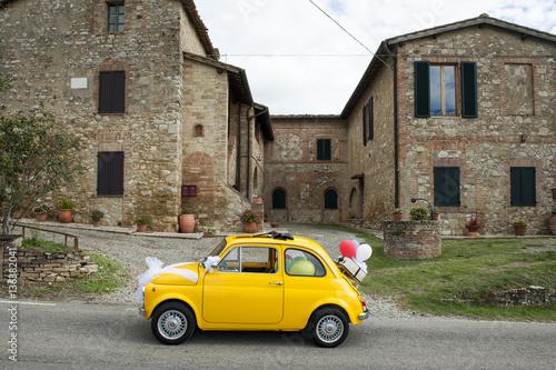 Auto Matrimonio Toscana : Auto fiat matrimonio in toscana poster sold at
