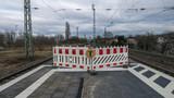 Bahnbaustelle