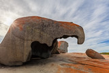 The most famous of the Remarkable Rocks, Kangaroo Island, South Australia
