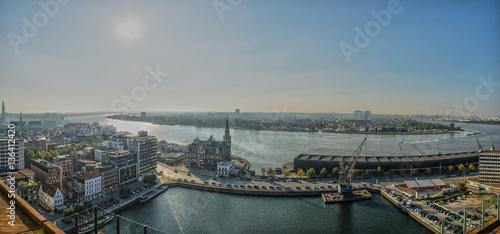 Fotobehang Antwerpen schelde