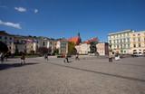 Zabytkowy Ratusz, Stary Rynek, Bydgoszcz, Polska, City Hall in Bydgoszcz, Polska  - 136432877