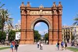 Arc de triomphe, Barcelone.