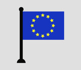 European union flag icon