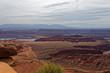 Views from Canyonlands National Park near Moab Utah