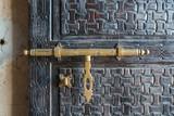 Moroccan entrance door