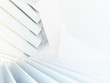 Abstract 3d architectural background